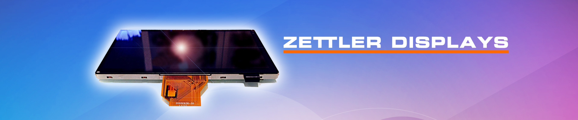 ZETTLER Group Displays
