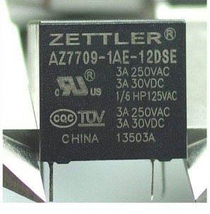 American Zettler AZ7709