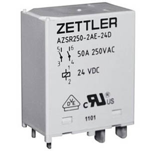 Zettler Relays New Energy Solutions